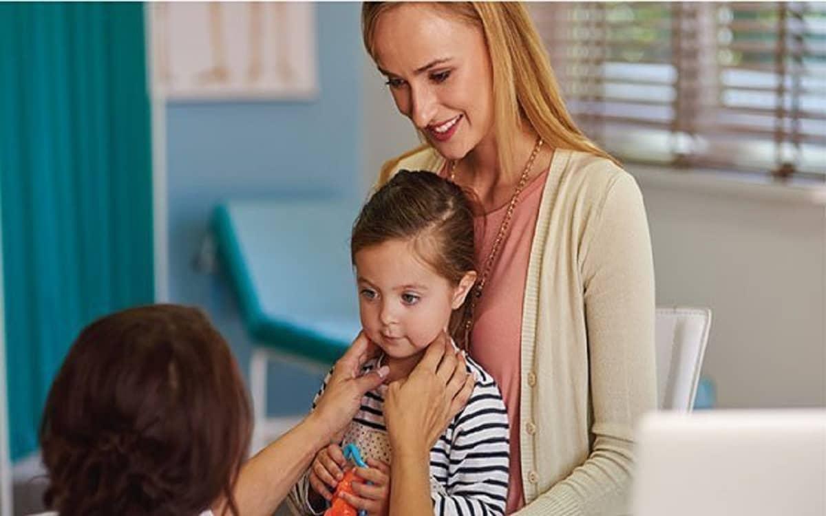 اعراض اضطراب الغدة الدرقية عند الاطفال