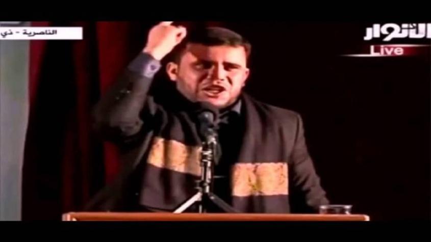 الشاعر محمد الاعاجيبي قصيدة الام