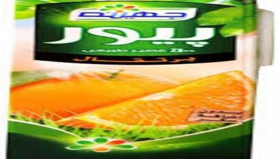 السعرات الحراريه في عصير جهينة بيور (1)