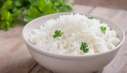 السعرات الحرارية في صحن الرز