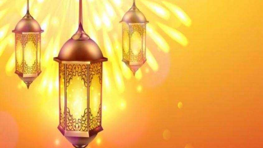 مبارك عليكم رمضان