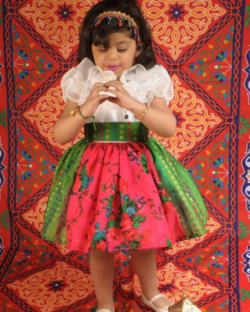 لبس رمضان للبنات