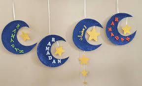 هلال رمضان كرتون