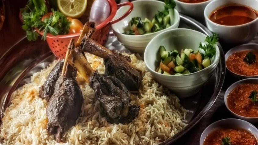 اكلات عزايم رمضان