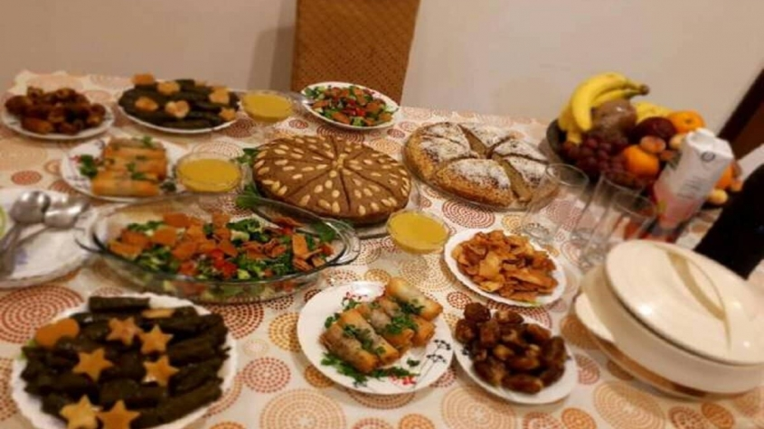 اكلات لبنانية رمضانية
