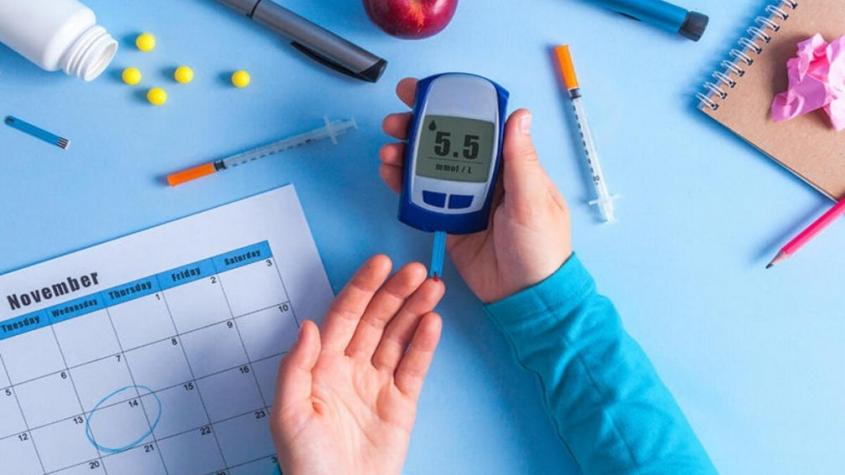 الفرق بين أنواع مرض السكري