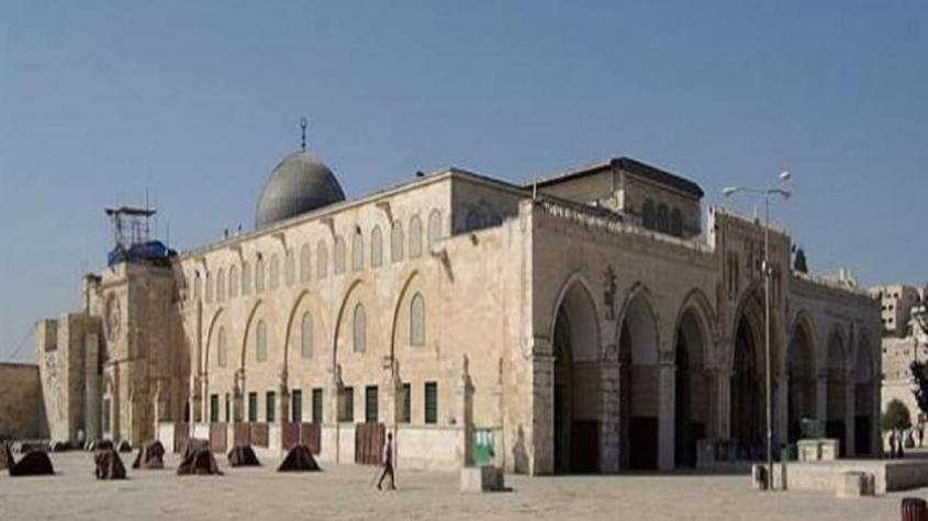 الفرق بين المصلى والمسجد