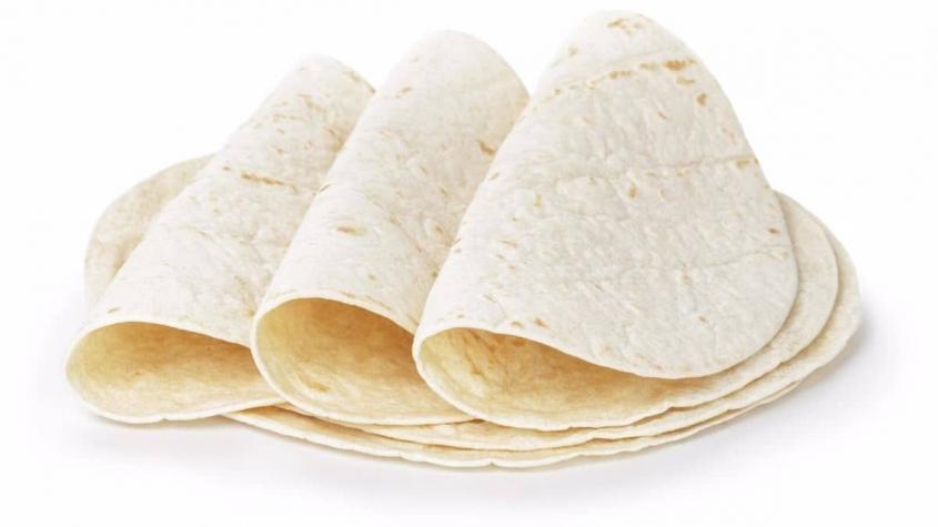 هل خبز التورتيلا يزيد الوزن
