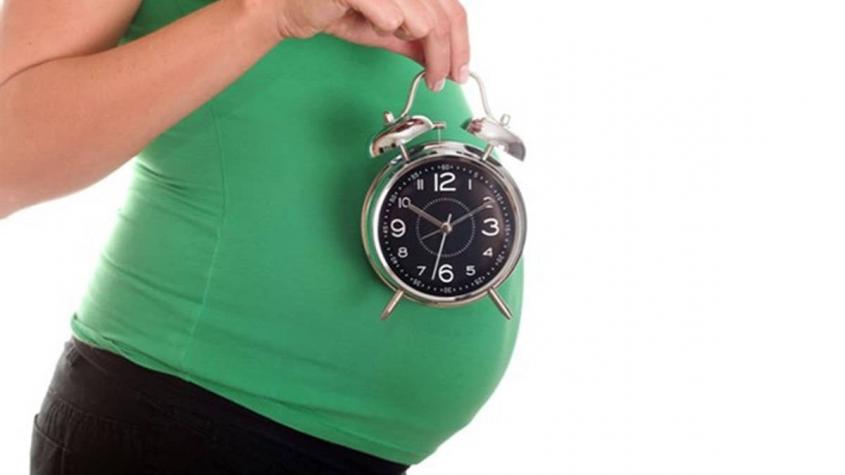 كيف أعرف اني على وشك الولادة قبل أيام