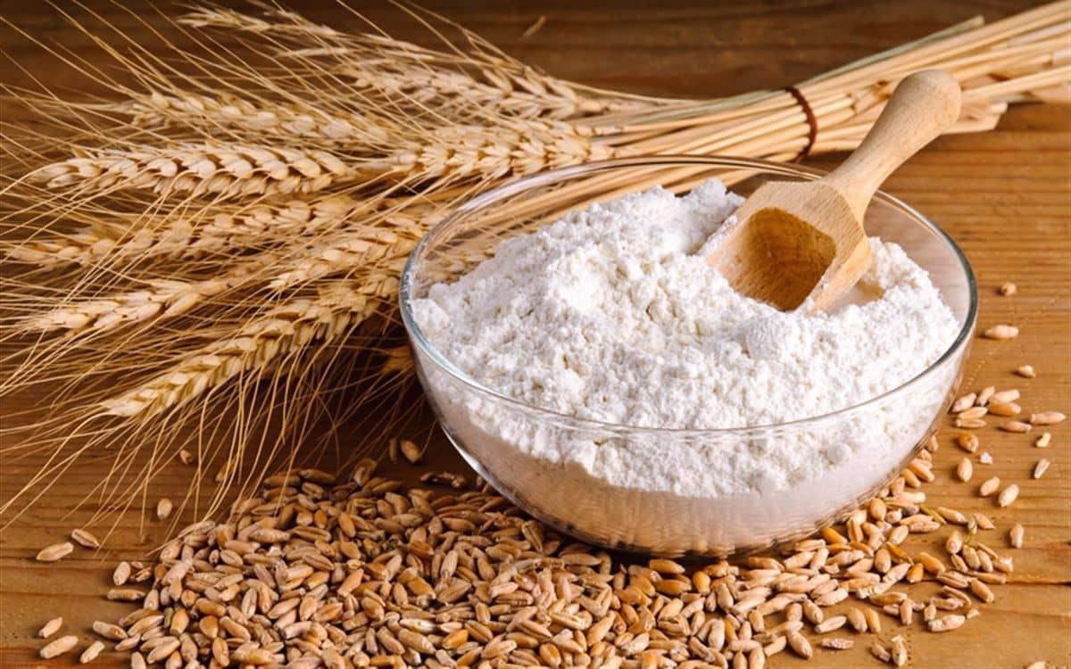 هل دقيق القمح يرفع السكر