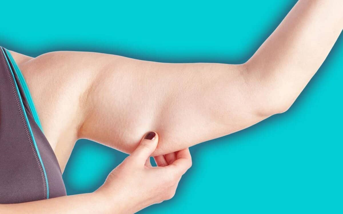 كيف أتخلص من عضلات الذراعين