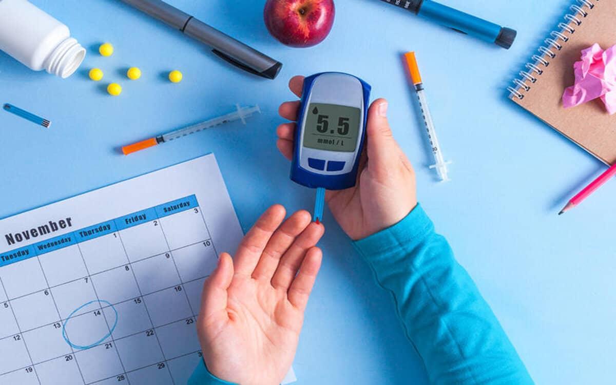 الفرق بين مرض السكر الاول والثاني