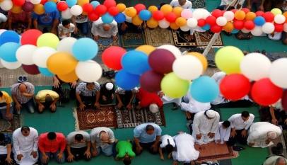 دعاء قبل صلاة العيد الفطر