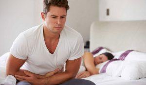 ألم الخصيتين بعد الجنس