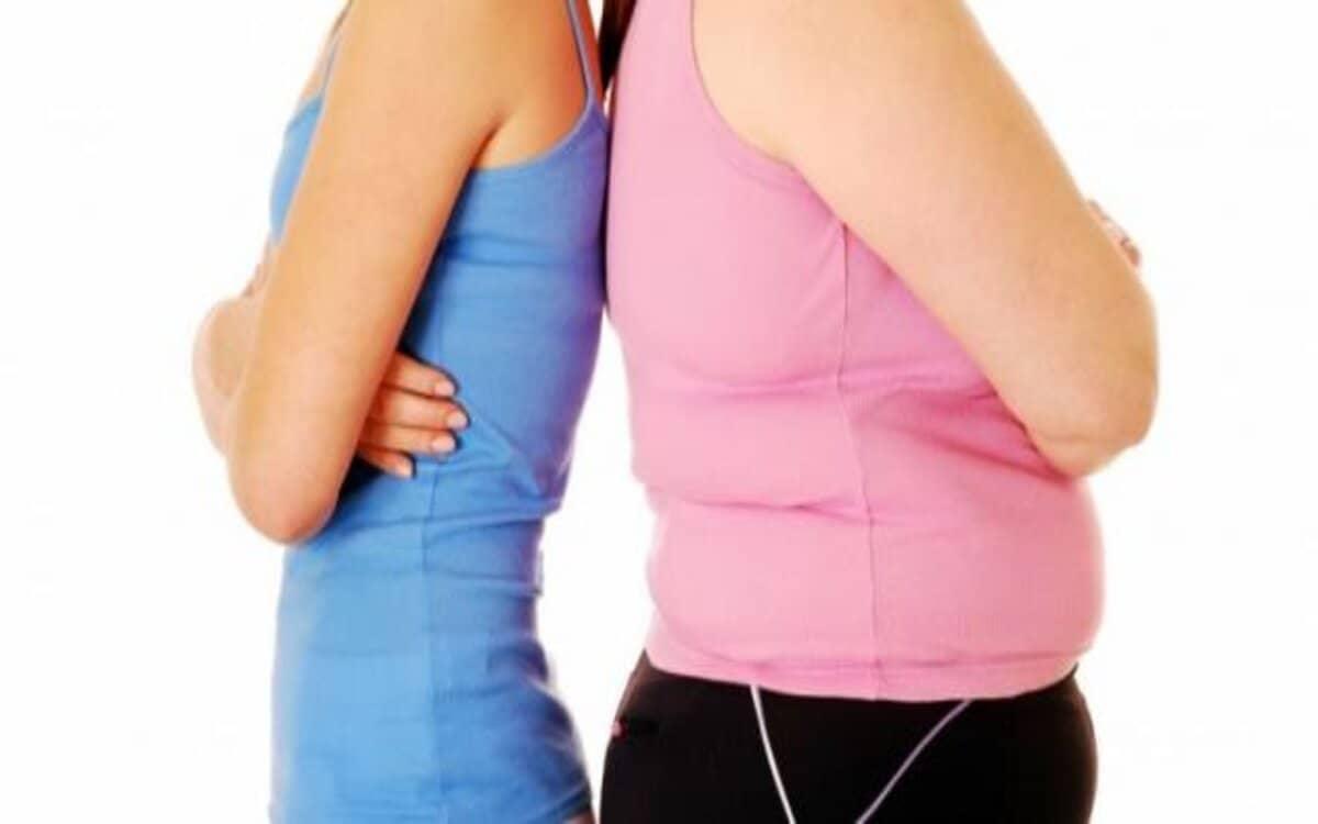 كيفية التخلص من دهون الجسم في اسبوع