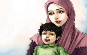 قصيدة الام مدرسة احمد شوقي