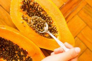 علاج ديدان البطن بالأعشاب