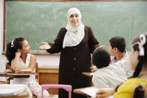 قصيدة ابراهيم طوقان عن المعلم
