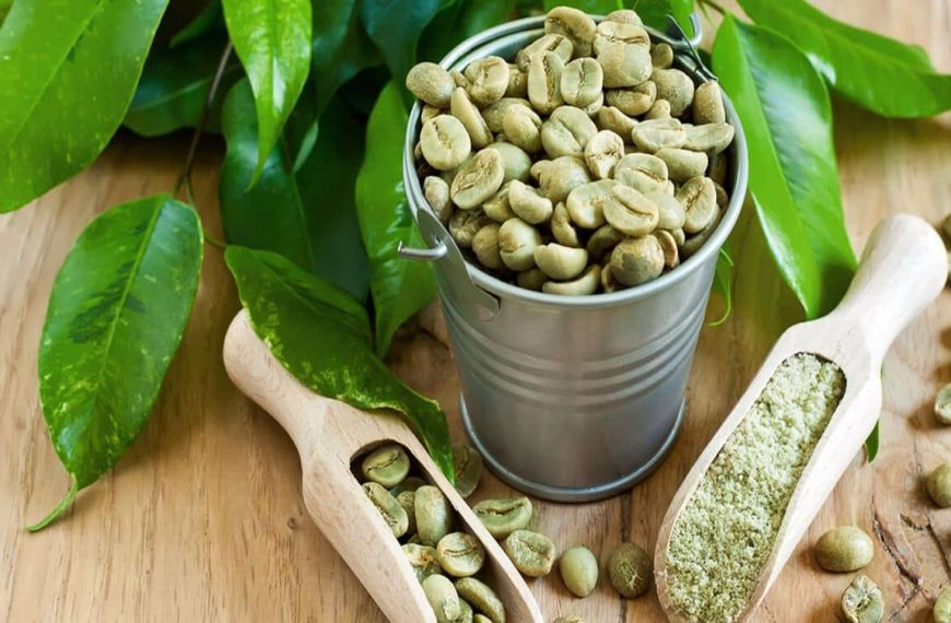 تجربتي مع القهوة الخضراء للتخسيس